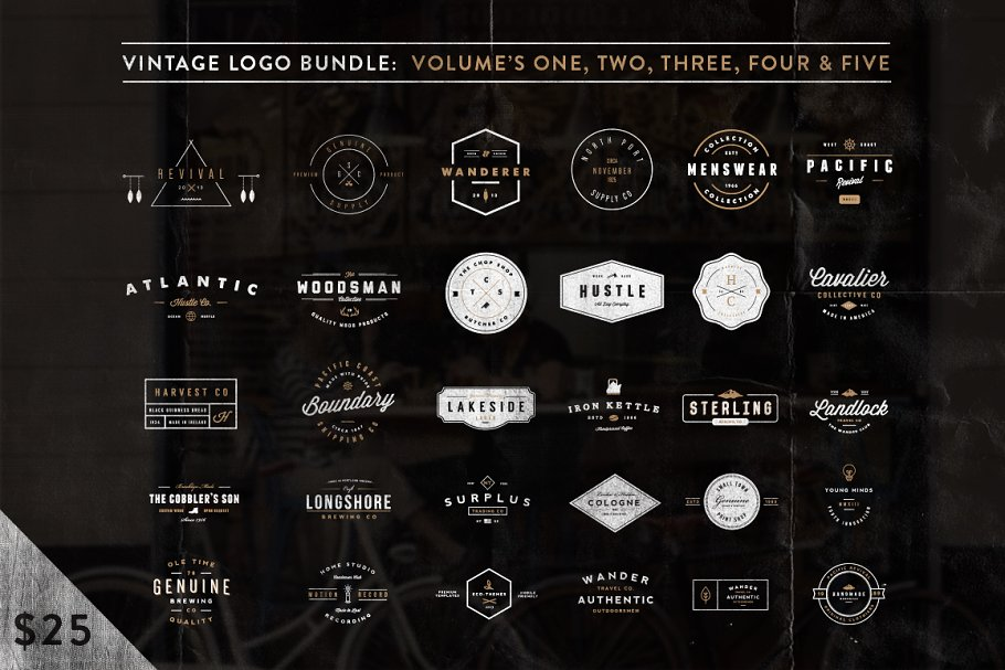 Vintage Bundle (Limited)