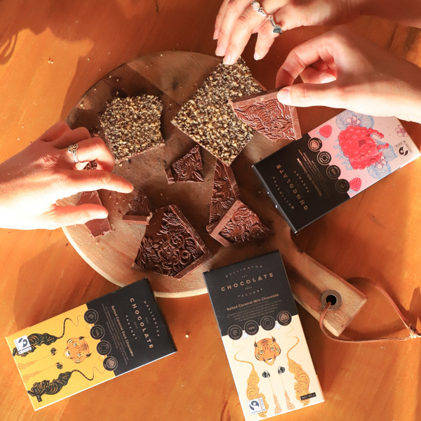 Craft Chocolate Tasting Box - 6 Month Subscription