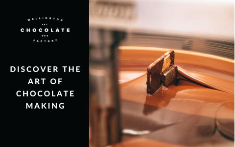 VOUCHER - Art of chocolate making