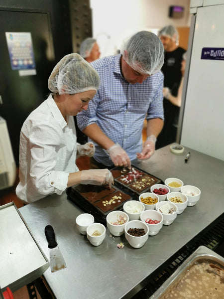 A Chocolate Masterclass with WCF Co-Founder, Gabe Davidson