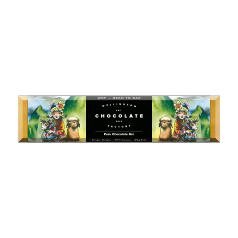 Peru Chocolate Bar [25g] [Organic]
