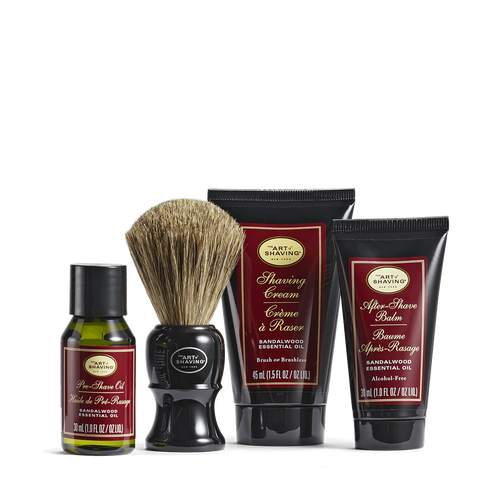 SANDALWOOD MID-SIZE KIT - Oak Hall