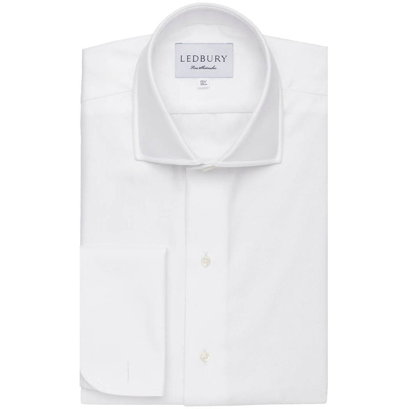 The Tailored Fit Tuxedo Shirt- Slim