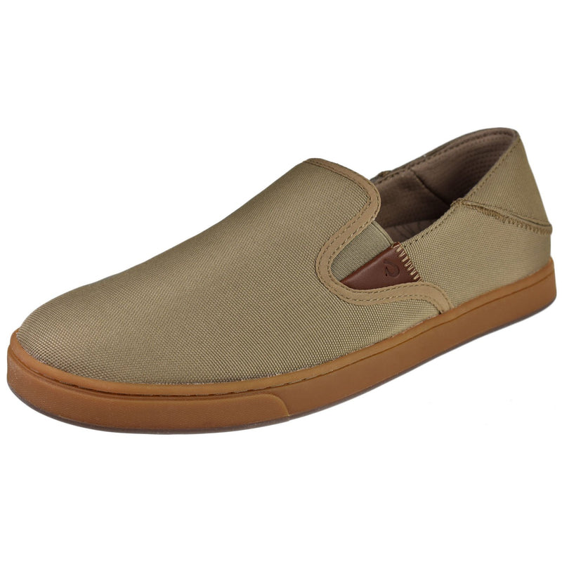 Men's Kahu Canvas Slip On - Oak Hall