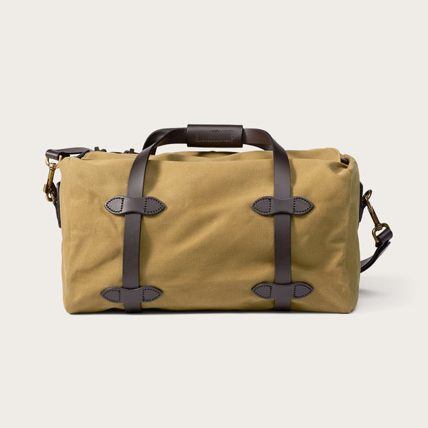 Rugged Twill Duffle - Small - Oak Hall