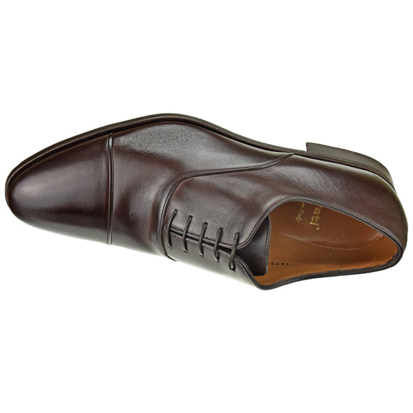 Cap Toe Bal Oxford - Oak Hall
