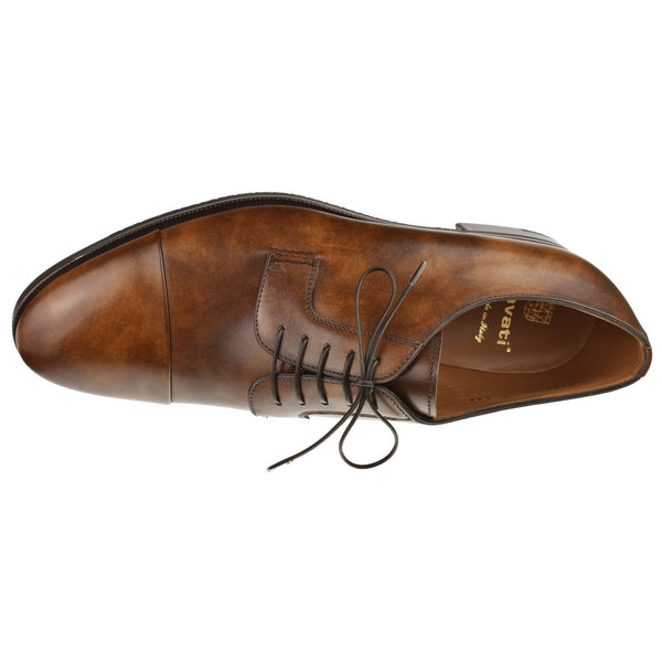 Men's Cap Toe Blucher Dress - Oak Hall