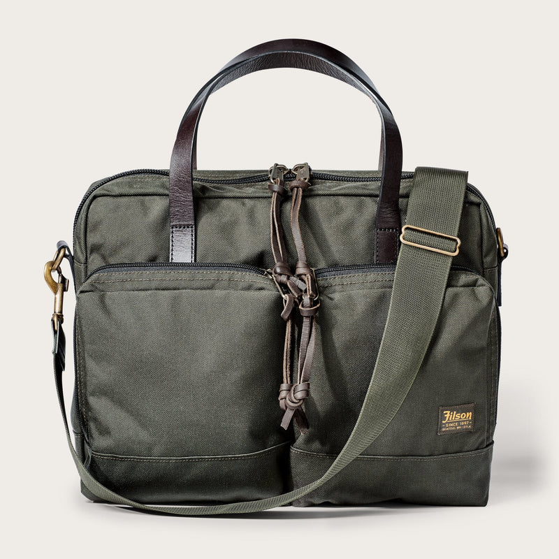 Dryden Briefcase - Oak Hall, Inc.
