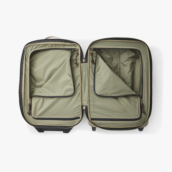 Ducks Unlimited Dryden 2-Wheel Carry-On - Oak Hall