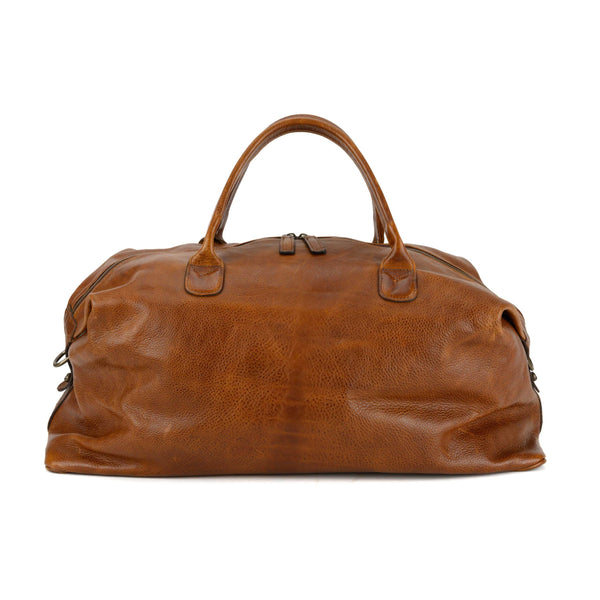 Benedict Weekend Bag - Titan Milled Honey - Oak Hall
