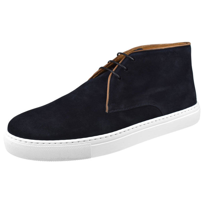 Men's Zach Suede Chukka Sneaker - Oak Hall, Inc.