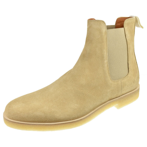 Men's Suede Chelsea Boot - Oak Hall