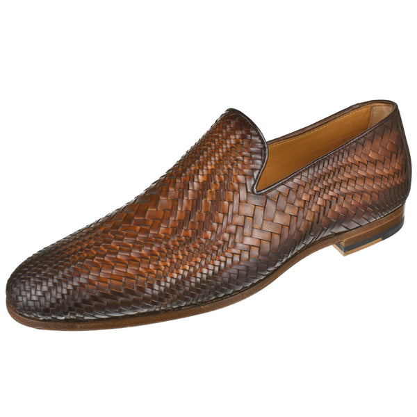 Men's Herrera Woven Pump - Oak Hall