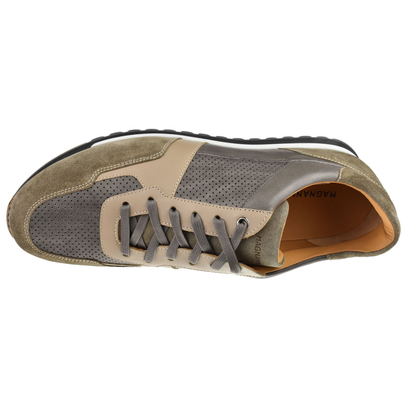 Men's Nando Tri-Tone Retro Runner - Oak Hall