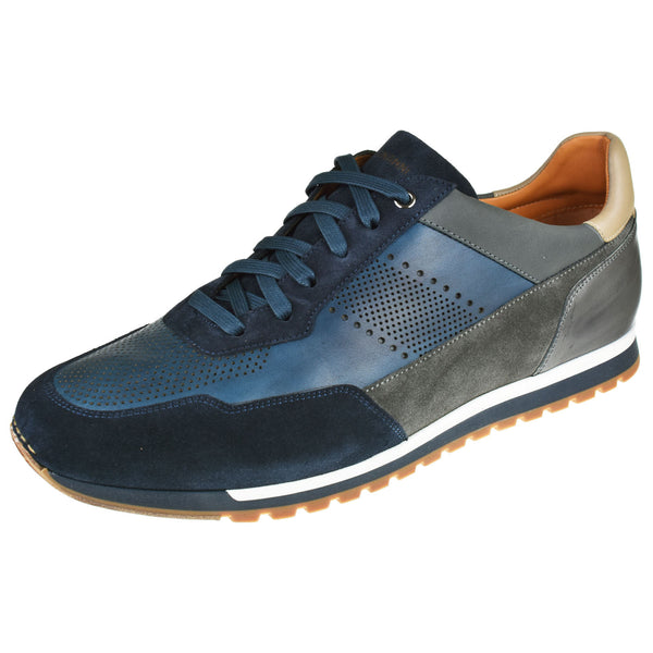 Men's Nesto Tri-Tone Sneaker - Oak Hall