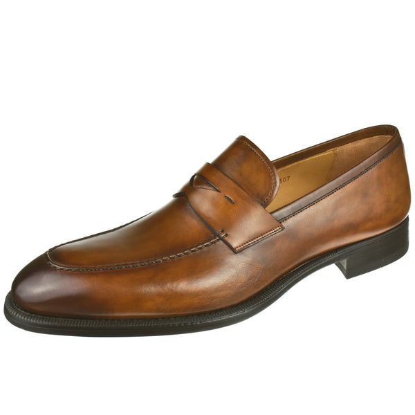 Garner Penny Loafer - Oak Hall