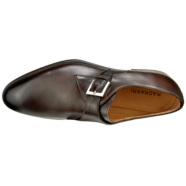 Wooten Monk Strap - Oak Hall