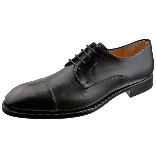 Harlan Cap Toe Blucher - Oak Hall