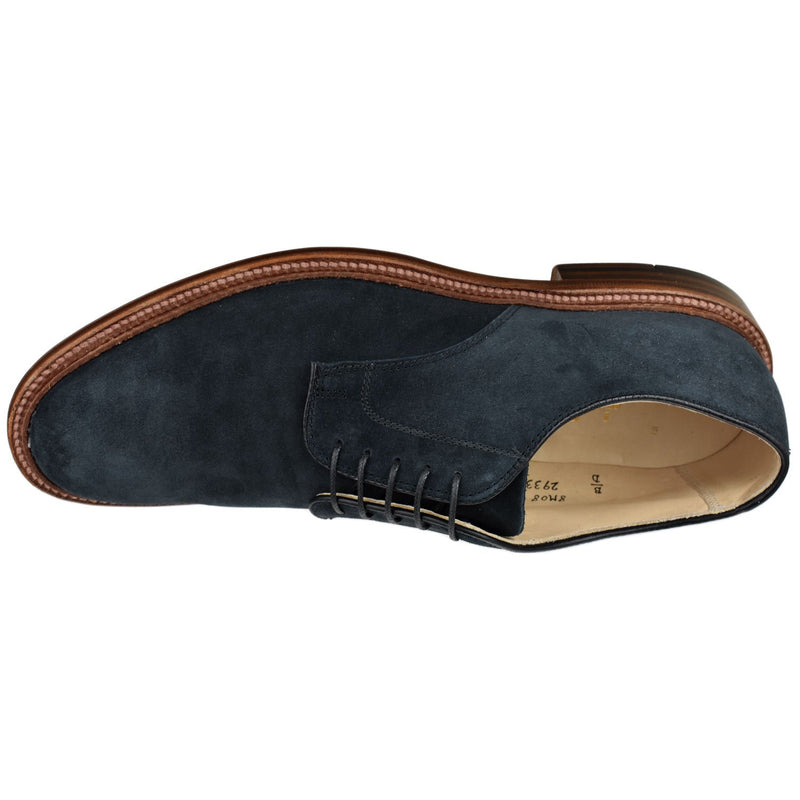 Men's Plain Toe Suede Oxford - Oak Hall