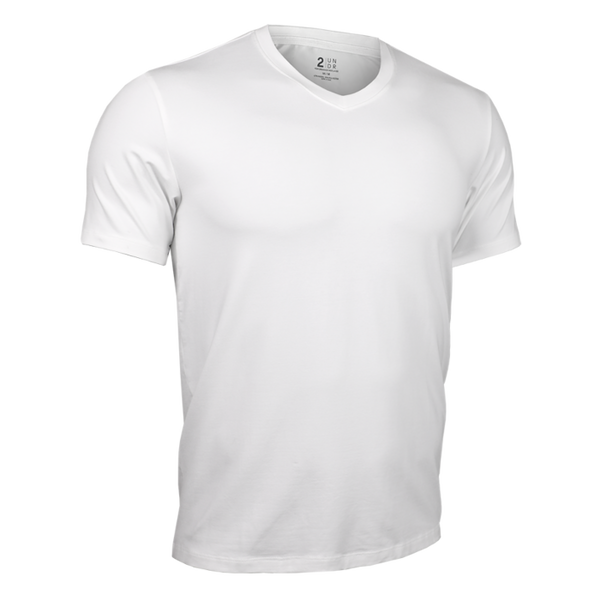 V Neck Tee - Oak Hall