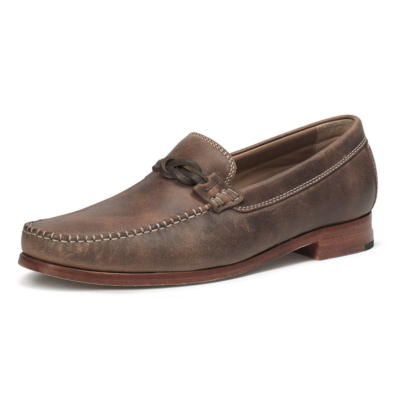 Men's Sawyer Knot Loafer - Oak Hall