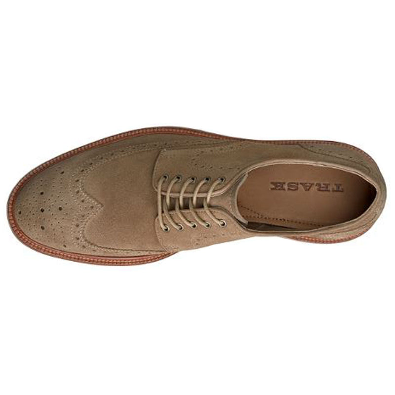Men's Logan Wingtip Buck - Oak Hall, Inc.