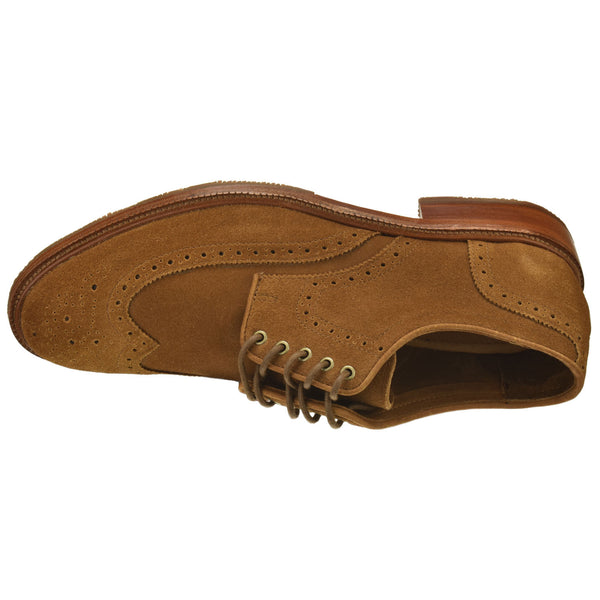 Men's Logan Wingtip - Oak Hall, Inc.