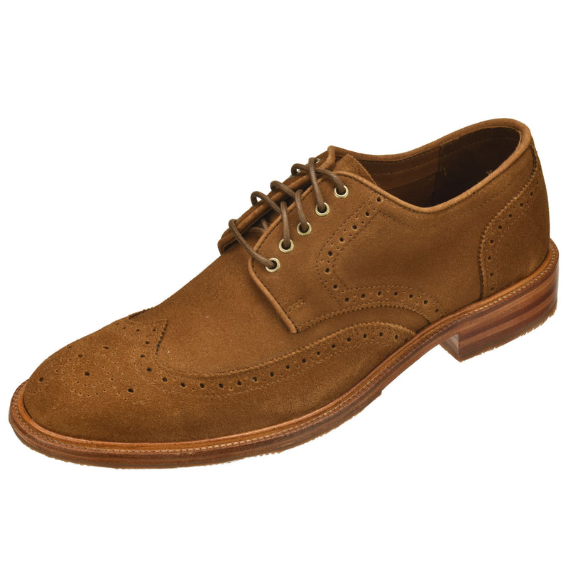 Men's Logan Wingtip - Oak Hall