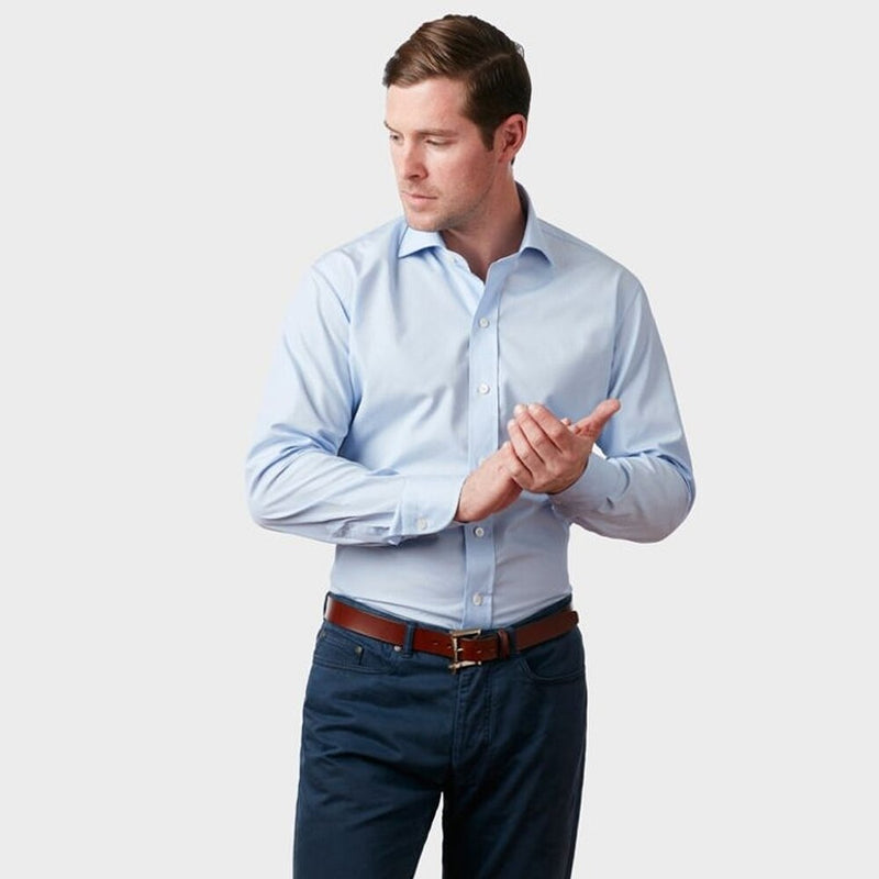 Fine Twill - Classic Fit - Oak Hall, Inc.