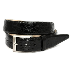 Crocodile Belt - Oak Hall