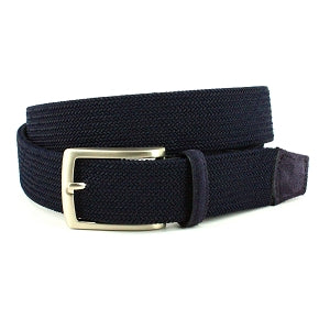 Italian Tubular Rayon Elastic Belt - Oak Hall