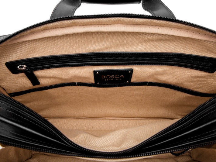 Stringer Bag Old Leather - Oak Hall