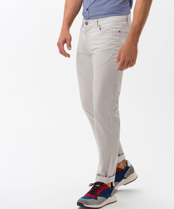 Cadiz Ultralight Solid 5-Pocket Pants - Oak Hall