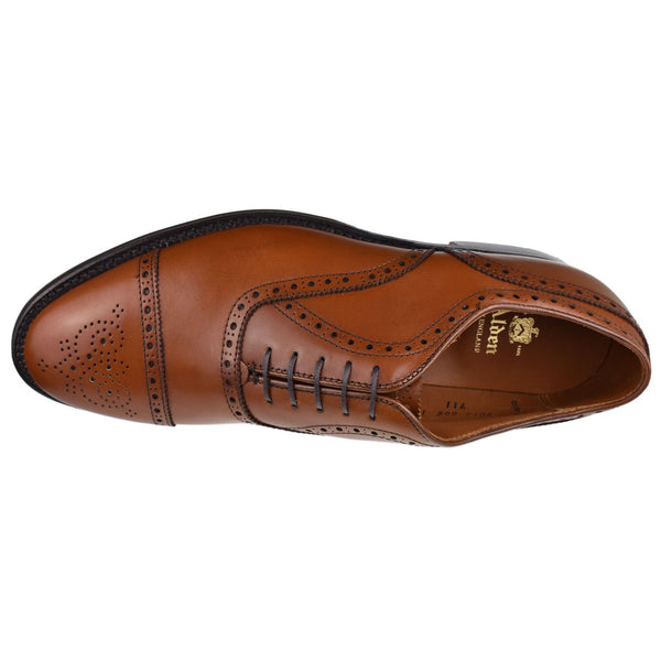 Men's Cap Toe Bal Oxford - Oak Hall