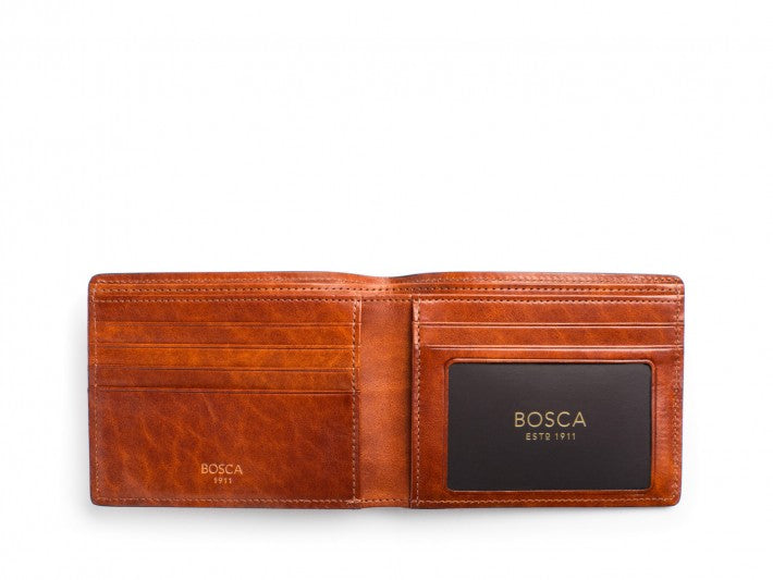 Executive I.D. Wallet Dolce Leather - Oak Hall, Inc.