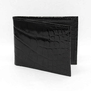 Genuine Alligator Billfold Wallet - Oak Hall