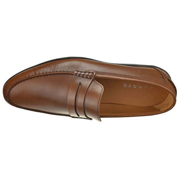 Basel Leather Penny - Oak Hall