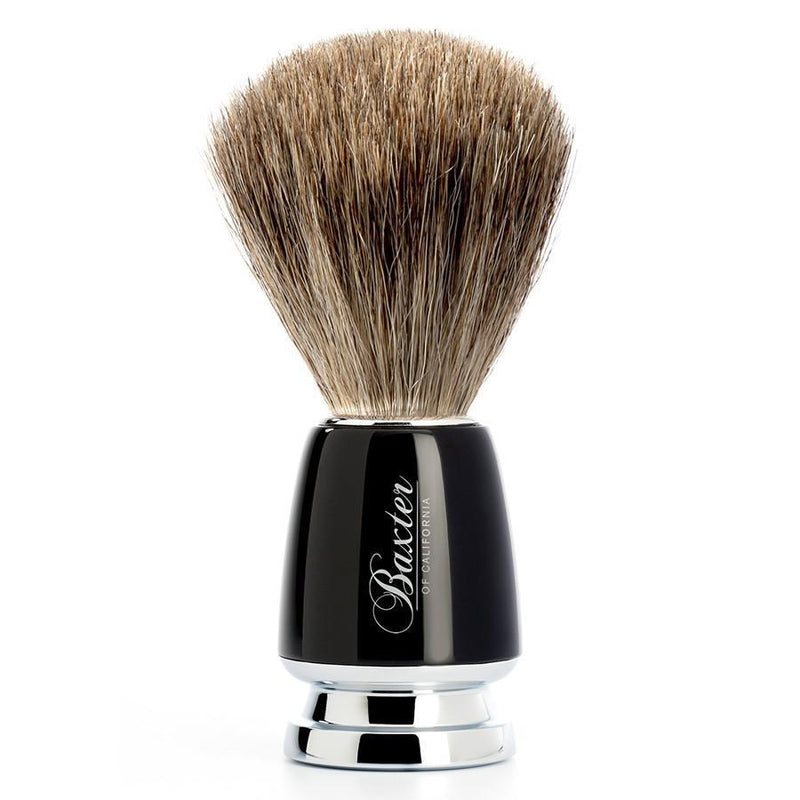 Best Badger Shave Brush - Oak Hall