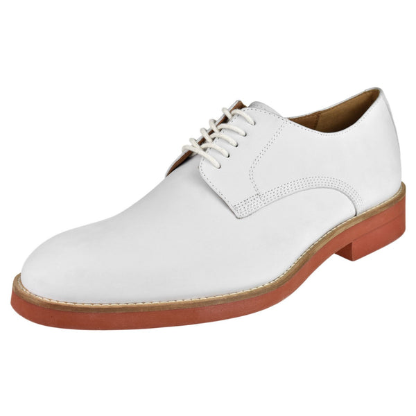 Men's Classic White Buck - Oak Hall