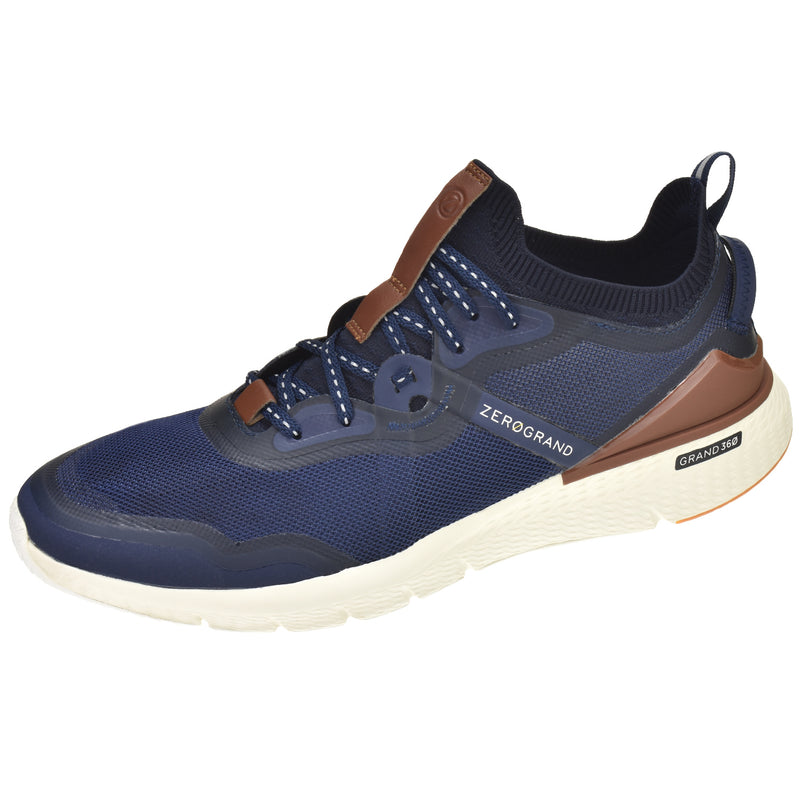 ZERØGRAND Overtake Running Shoe - Oak Hall