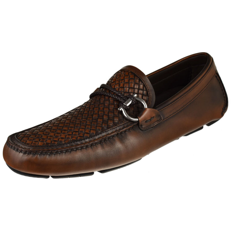 Men's Front 2 Woven Driver - Oak Hall