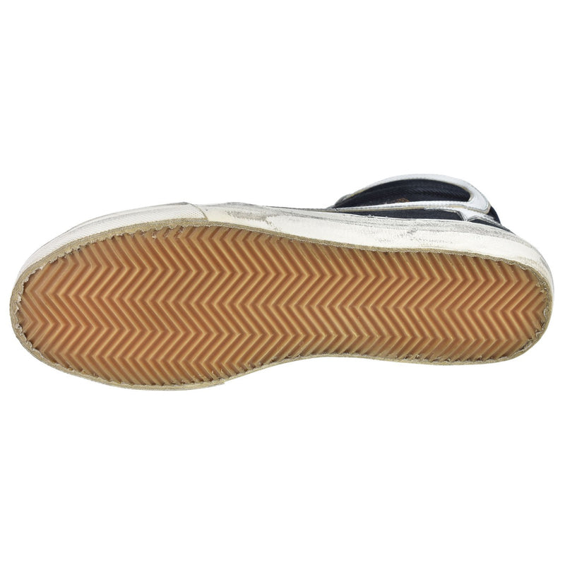 Men's Hi Top Slide Side Zipper - Oak Hall