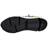 Men's Running Sole Black Trainer - Oak Hall, Inc.