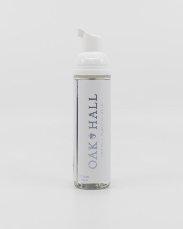 Foaming Jewelry Cleaner - Oak Hall