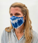Tie Dye Face Mask - Oak Hall