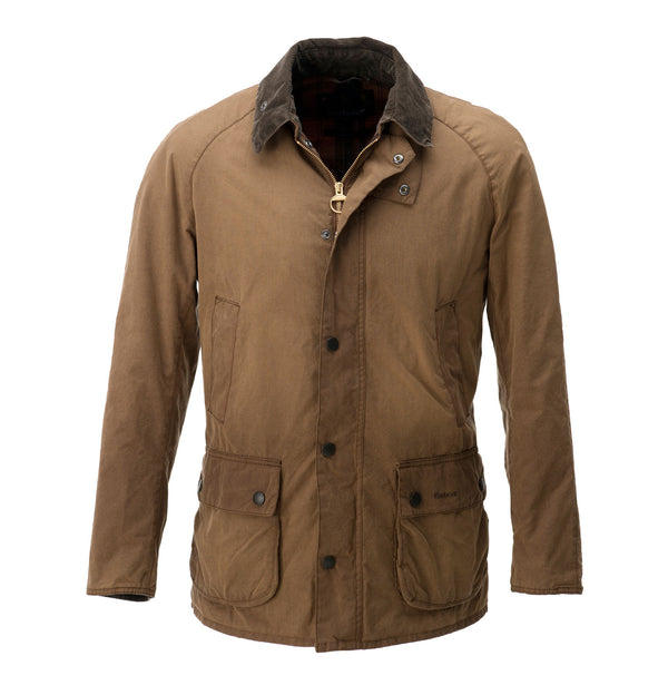 Ashby Wax Jacket - Oak Hall