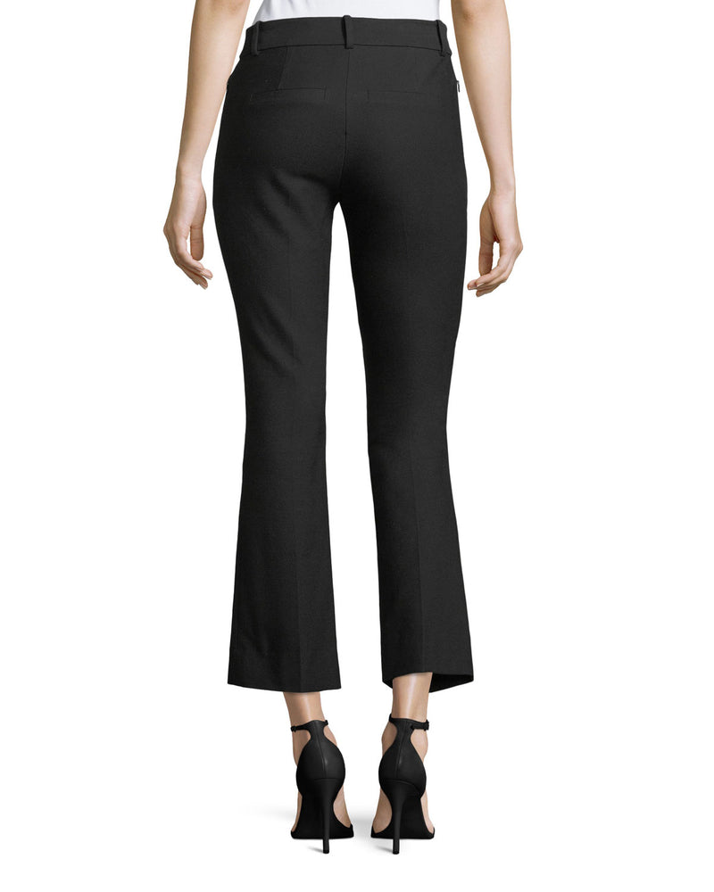 Crosby Cropped Flare Trouser - Oak Hall, Inc.