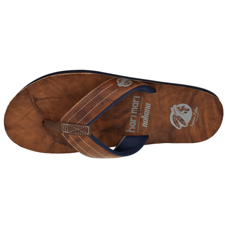 Men's Nokona Sandal - Oak Hall