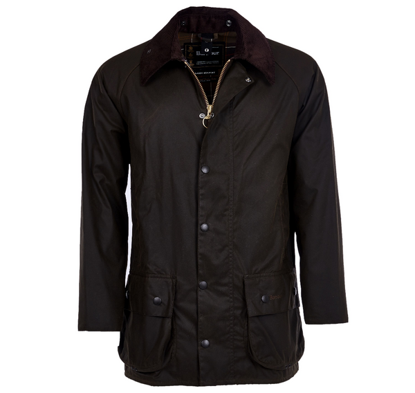 Classic Beaufort Waxed Jacket - Oak Hall