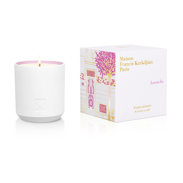 Anouche Scented Candle - Oak Hall